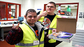 Storytime STEM-Packs Deliver Hands-On Learning in Career Readiness for Mon Valley Students