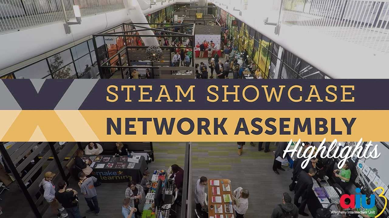 STEAM Showcase 2020 Highlight video