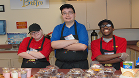 Alle-C Bistro Gives Kids On-The-Job Training